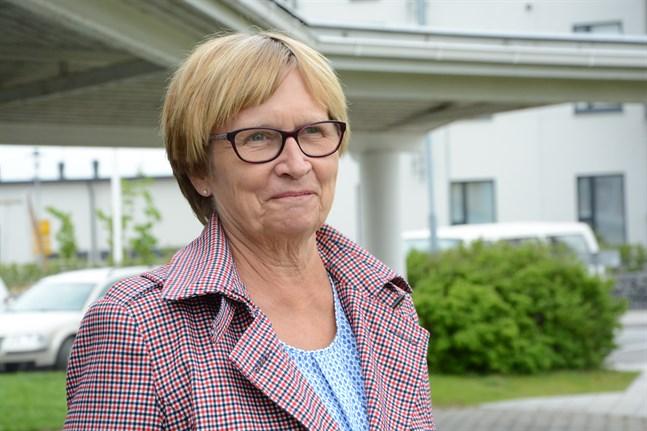 Ulla-Maj Wideroos är ett av de österbottniska namnen på listan En kyrka för alla.