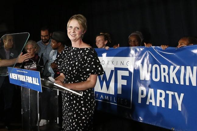 Cynthia Nixon, skådespelerska och i fjol Demokraternas kandidat till posten som delstaten New Yorks guvernör, orsakade stora rubriker när hennes team begärde att det skulle vara 24 grader i ett rum där en tv-sänd debatt skulle hållas.