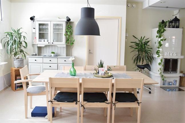 Malms serviceenhet hör till Kårkulla i Jakobstad.