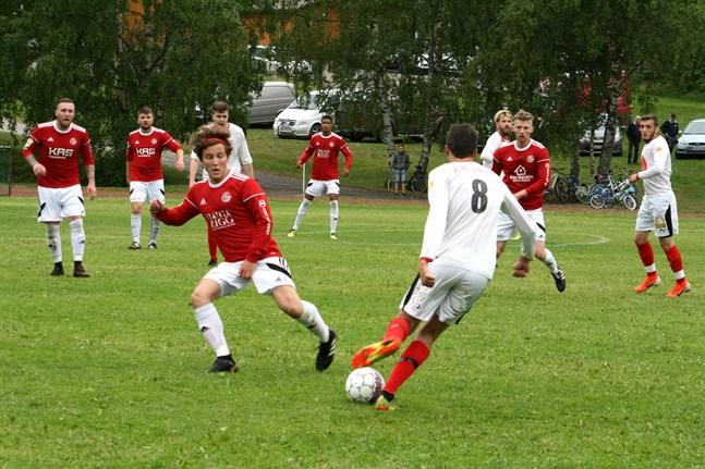 Kaskö IK förde derbyt mot Sporting Kristina och tre poäng stannade i Kaskö.