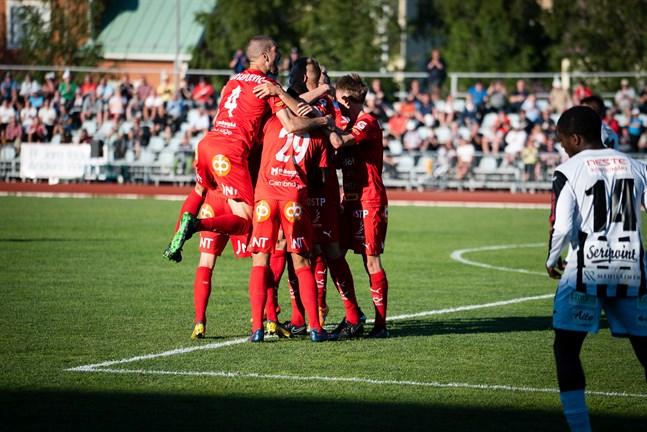 Jaro firar mål mot Kajaani
