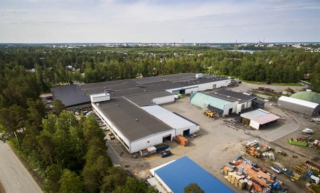 Österberg Group på Kronansvägen i Vasa växer med ett företag också i Humppila.