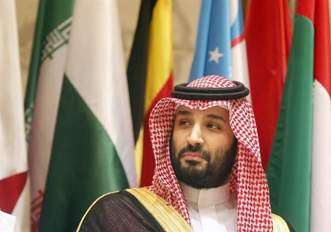 Den saudiska kronprinsen Mohammed bin Salman poserar under ett toppmöte i Mecka den 1 juni 2019.