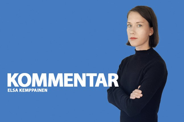 Elsa Kemppainen.