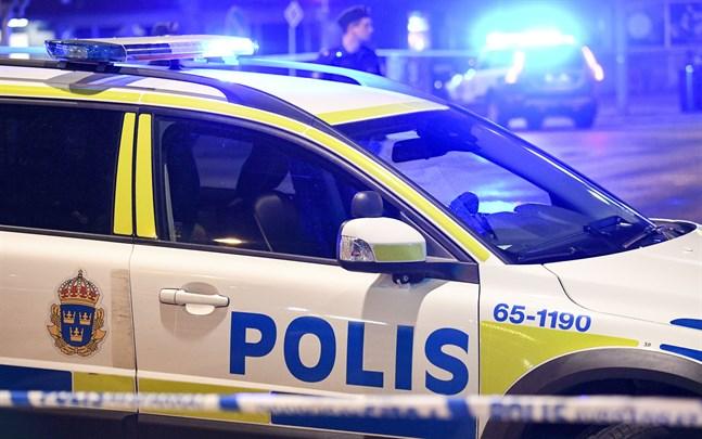 Polisen larmades till en skottlossning i Linköping på lördagskvällen.