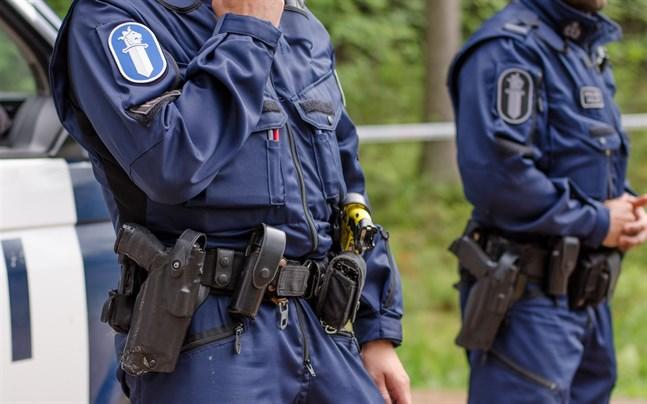 Ett bilköp gick fel i Halikko. En av männen hotades med pistol.