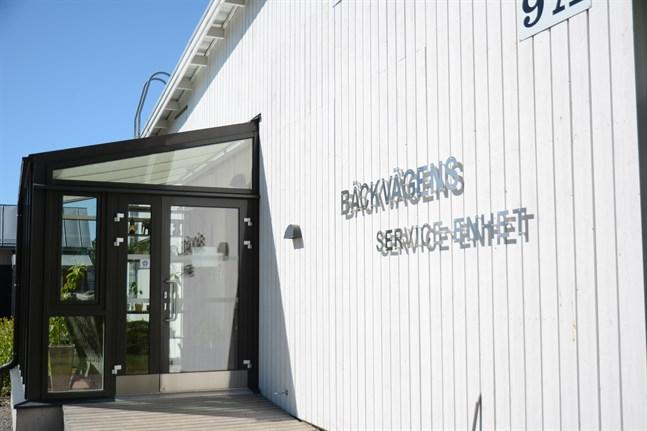 Nu får också Bäckvägens serviceenhet en enhetsledare, precis som alla andra boendeenheter inom socialvården i Närpes.