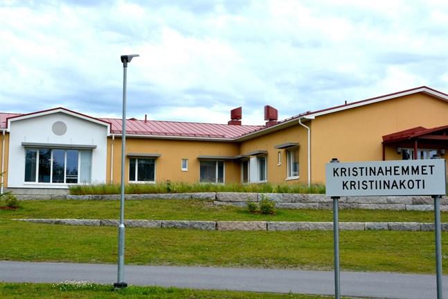 Kristinahemmet har renoverats till ett modernt serviceboende för äldre.