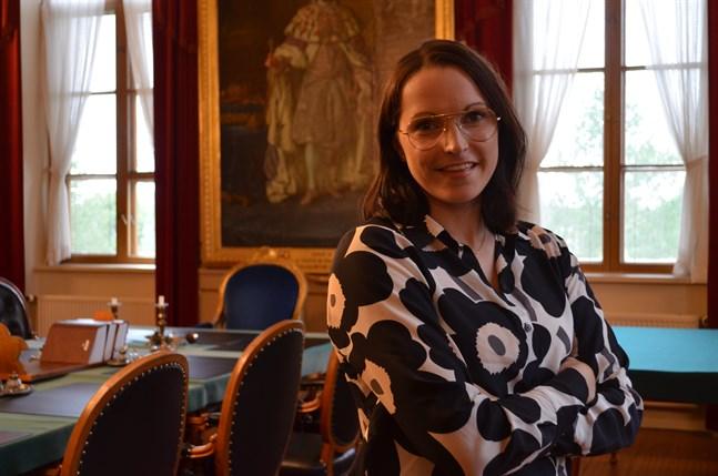 Målmedvetenheten har följt med Nathalie Brännkärr under hela livet.