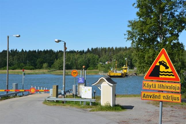 Upphandlingen är gjord, och nu är det klart vilket företag som sköter trafiken mellan Kaskö och Eskilsö fram till 2031.