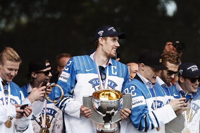 VM-pokalen kommer till Vasa i juli.