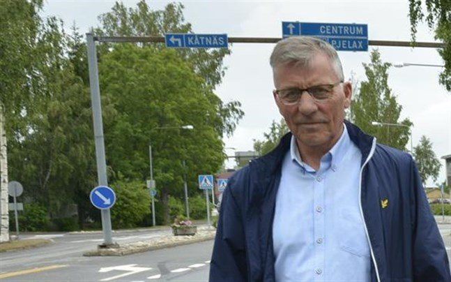 Vid en fusion skulle Kaskös hela personal behövas, säger stadsstyrelsens ordförande Olav Sjögård.