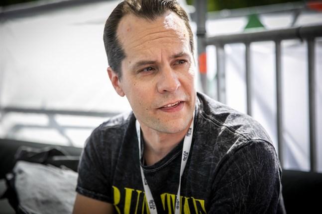 Sami Rumpunen är festivalchef för Provinssi.