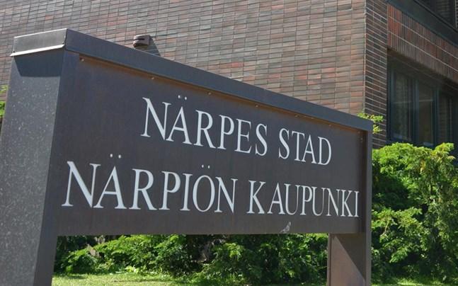 Tjänsten som stadsdirektör i Närpes är nu ledig att söka.