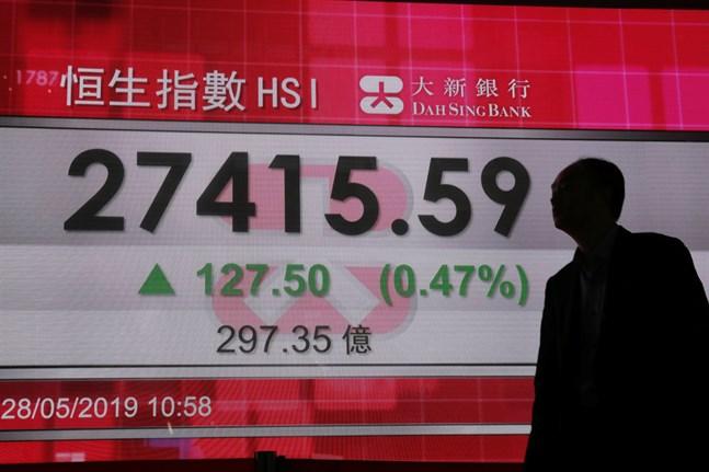 Asiens börser inledde handelsdagen med små rörelser. Arkivbild.