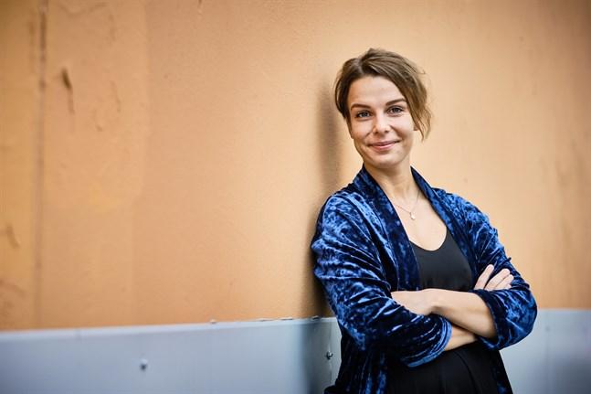 """Daniela Alaattinoglu vill ta med sig det hon lärt sig ute i världen hem till Finland. """"Jag vill kräva mer av forskningen."""