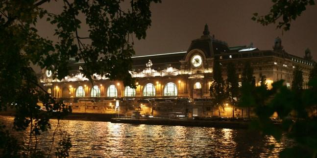 Orsaymuseet i Paris har fått en tilltagen gåva av en amerikansk kvinna. Arkivbild.