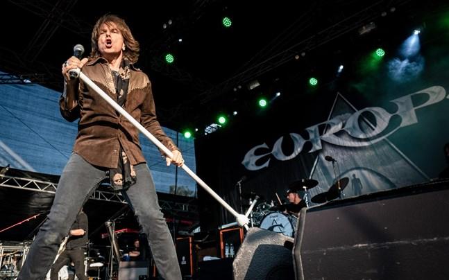 Europe, med sångaren Joey Tempest som frontfigur, har besökt både Jakobstad och Karleby de senaste åren. Snart kommer gruppen till Vasa.