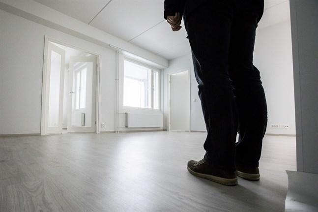 Drömmen om en egen bostad blir verklighet för många i Larsmo och Pedersöre.