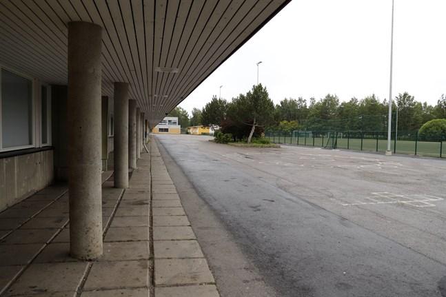 Storvikens skola.