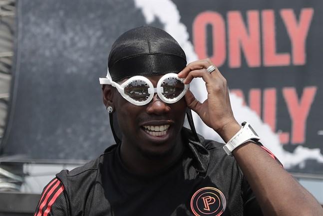 Paul Pogba är en viktig kugge i Manchester Uniteds lagbygge, om han blir kvar.