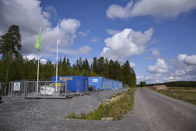 Fortum ska sälja 70 procent av produktionen från vindkraftsparken i Kalax till Neste.