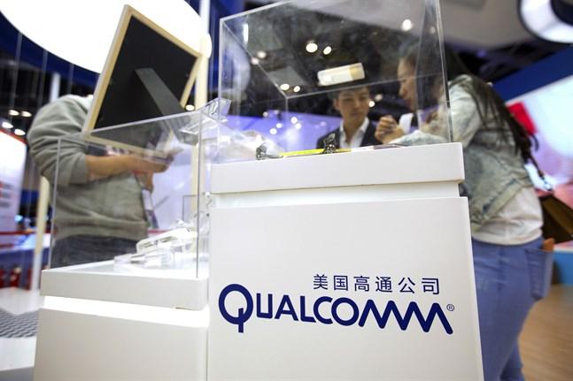 Qualcomm dumpade priset för att krossa konkurrent, enligt EU-kommissionen. Arkivbild.