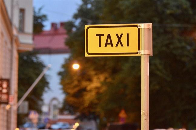 Viktigast för finländarna är att man kan lita på att taxin kommer fram och att taxiresan är säker.