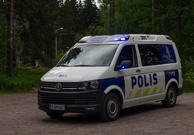 Polisinrättningen i Österbotten undersöker orsakerna till bilolyckan på lördagen i Kauhajoki.