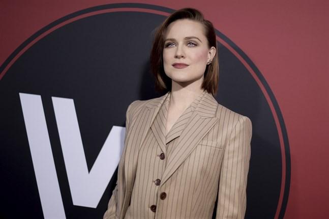 """Evan Rachel Wood och karaktären Dolores återkommer i tredje säsongen av """"Westworld"""". Arkivbild."""
