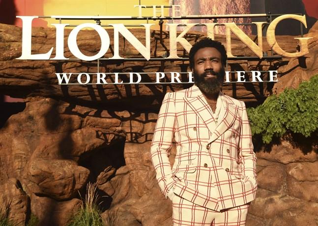 """Donald Glover gör rösten till Simba i """"Lejonkungen""""."""