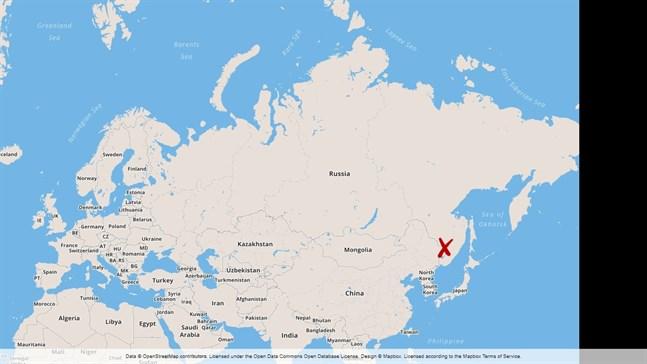 En brand i ett sommarläger i Sibirien har kostat tre barn livet.