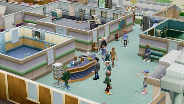 Nu får spelare chans att ta hand om patienter även med konsol. Pressbild.