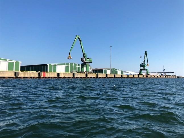 Hamnbolaget i Kaskö anser att hyran man betalar till staden är för hög.