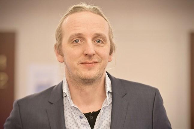 Martin Schibbye är chefredaktör på Blank spot.