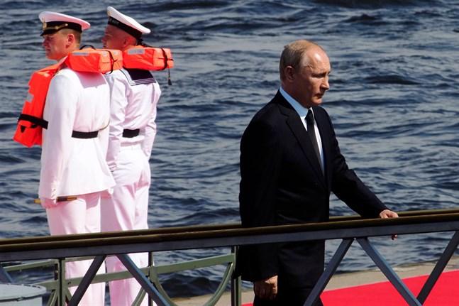 Rysslands president Vladimir Putin presenterade i fjol landets satsning på taktiska kärnvapen. Enligt militär expertis kan det vara kryssningsroboten Burevestnik som står bakom förra veckans förödande radioaktiva explosion i Njonoksa.