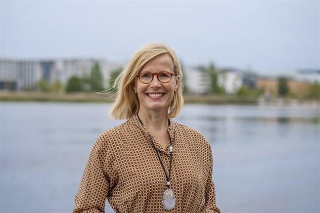 Ekonomie magister Anu Kallio har sett vårdbranschen från flera olika perspektiv.