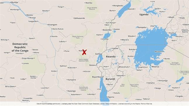 Utbrottet av ebola i Kongo-Kinshasa har nått samhället i Walikale i de östra delarna av landet.