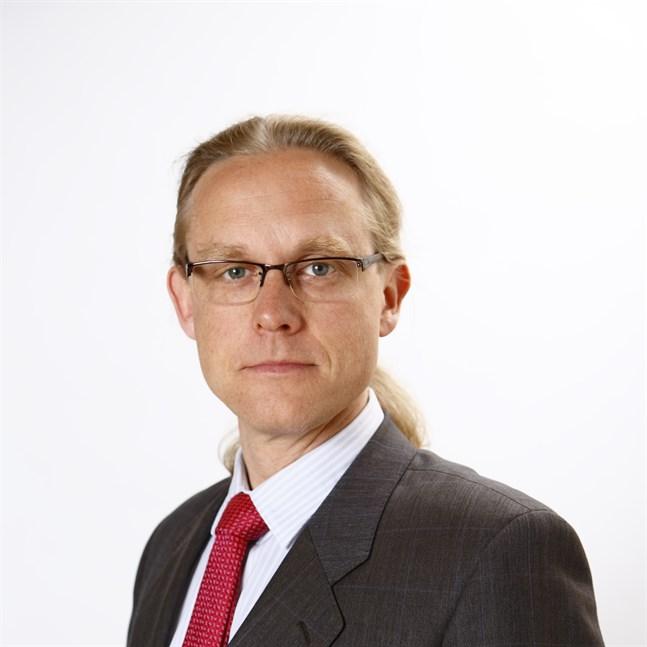 Samuli Saarni fotad av Läkarförbundet 2013. Nu anlitas han som konsult för att utveckla psykiatrin vid Vasa sjukvårdsdistrikt.