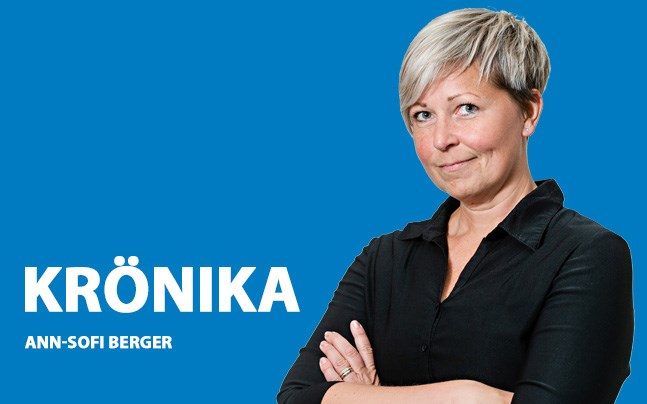 Ann-Sofi Berger, krönika