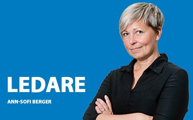 Ann-Sofi Berger, ledare