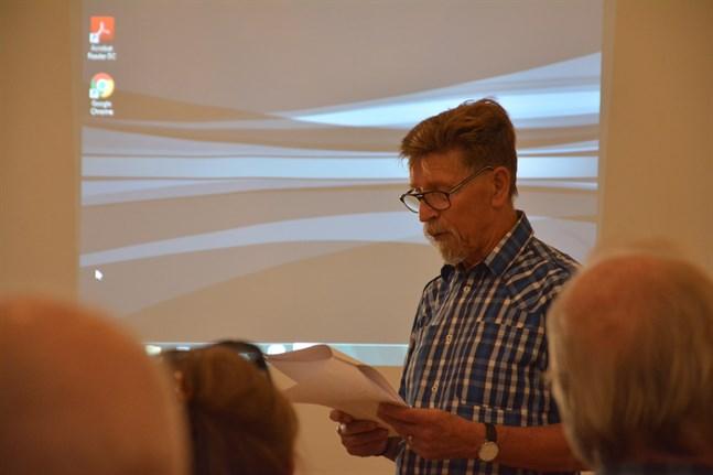 Stadsstyrelsens ordförande i Kaskö Carl-Gustav Mangs (SFP) är rädd för att de uppställda sparmålen är svåra att nå.