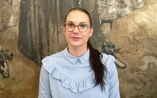 Jasmin Öberg blir ny generalsekreterare för ÅAS.