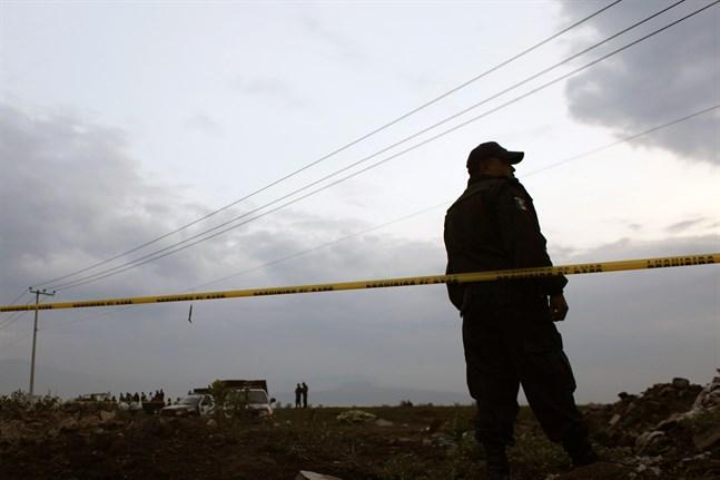 Ytterligare en journalist har mördats i Mexiko. Arkivbild.