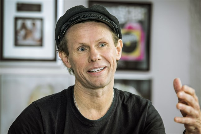 Bo Sundström.