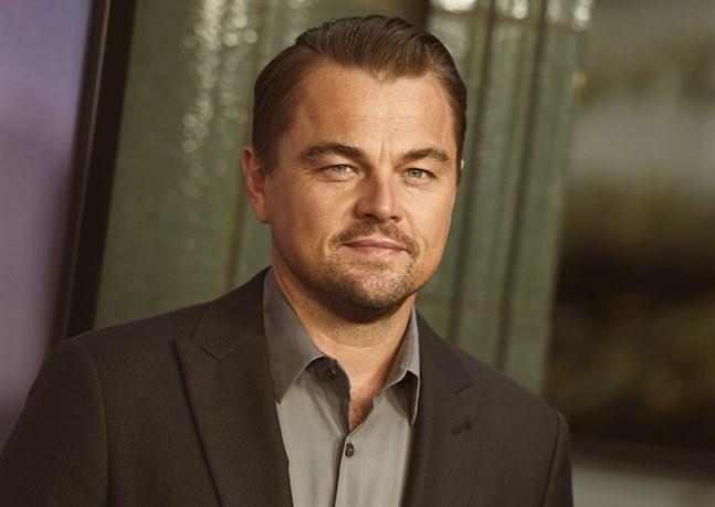 Leonardo DiCaprio grundade i juli organisationen Earth Alliance, som nu skänker fem miljoner dollar för att bekämpa bränderna i Amazonas. Arkivbild.