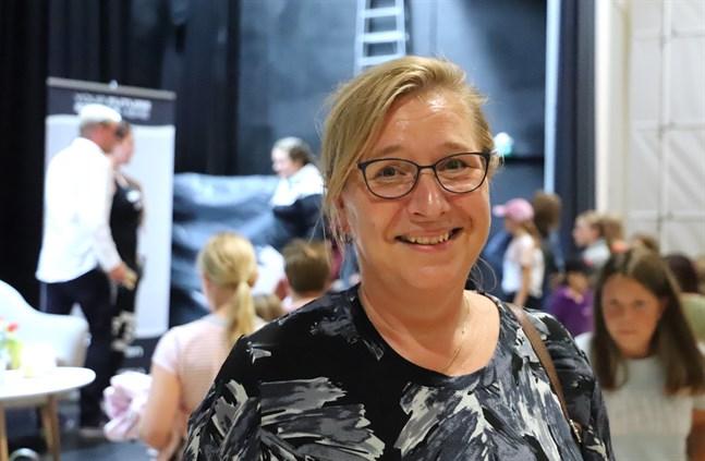 Christina Båssar fortsätter att leda ordet i K5-styrelsen, men mandatet tar slut redan vid årsskiftet då vårdsamkommunen går i graven.
