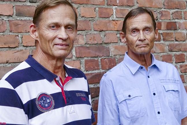 Peter och Henrik Höglund är lika till utseendet. Det har hjälpt dem några gånger, men också stjälpt dem.