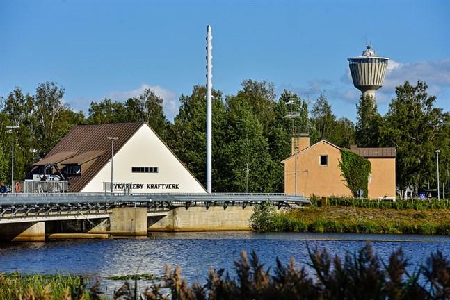Nykarleby Kraftverk får låna en miljon euro från staden.