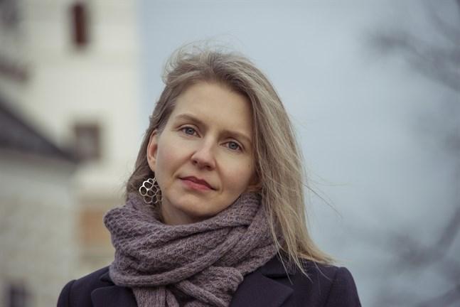 Nora Hämäläinen.